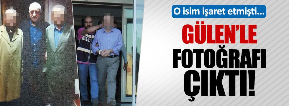 Sipahioğlu'nun Gülen'le fotoğrafı ortaya çıktı
