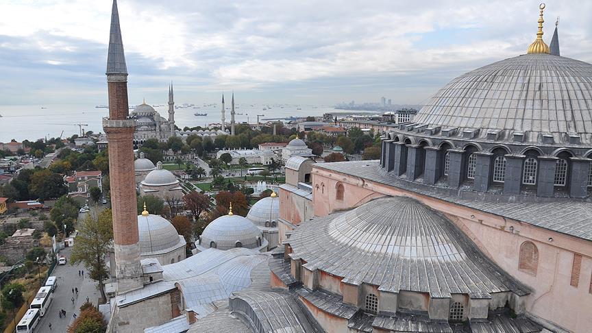 İstanbul'da Kerbela şehitleri için karşılıklı çifte ezan