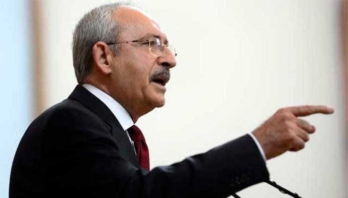 Kılıçdaroğlu'ndan AP kararına tepki!