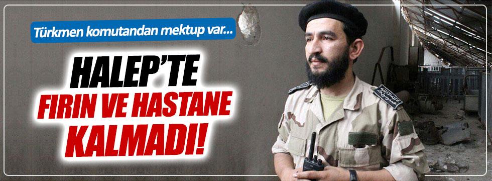 Türkmen Tugay komutanı Firas Paşa'dan mektup var