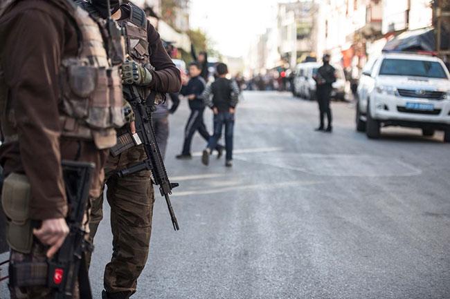 İstanbul'da 'Kurt Kapanı 4'  operasyonu