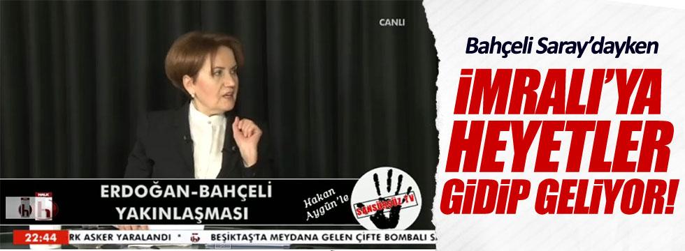 """Meral Akşener: """"Yeniçağ Gazetesi nefes alınacak tek alan!"""""""