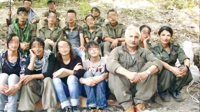 PKK'dan çocuk teröristlerle ilgili açıklama istendi