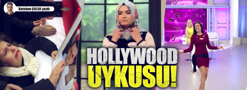 Hollywood uykusu!