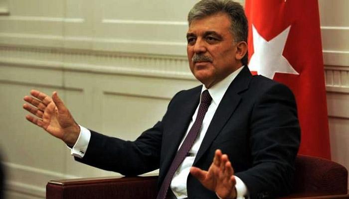 Abdullah Gül'den AKP kongresine mesaj