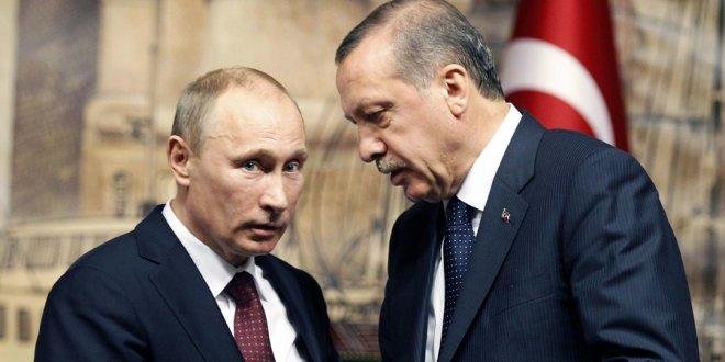 Sürpriz Erdoğan-Putin görüşmesi