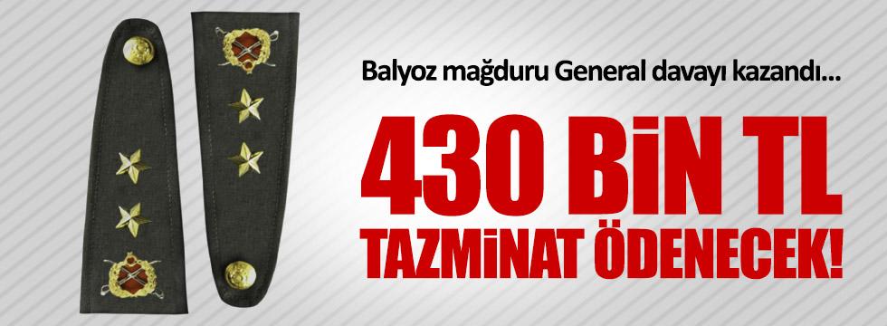 Tuğamiral Türkmen için yeni karar
