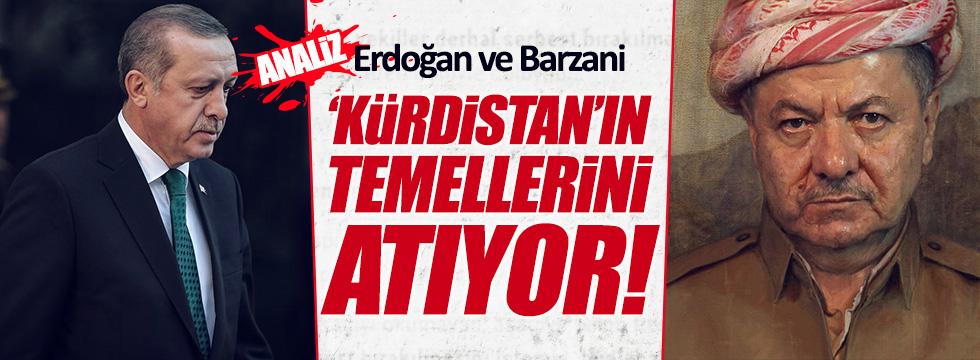 Ahmet Türk: Erdoğan ve Barzani, 'Kürdistan'ın temellerini atıyor