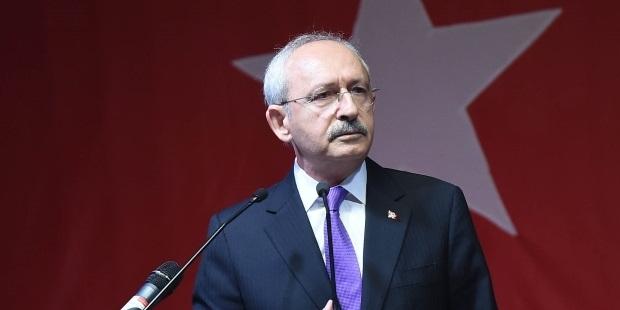 """Kılıçdaroğlu: """"Tüm Türkiye'nin başı sağolsun"""""""