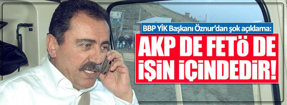BBP YİK Başkanı Öznur: Yazıcıoğlu'nun öldürülmesinde AKP de FETÖ de işin içindedir