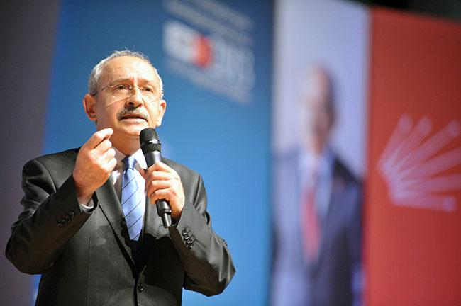 CHP'de şok istifa talebi