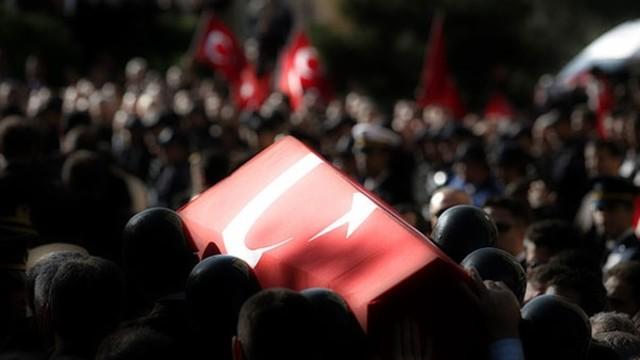 Trabzon'da teröristle çatışma: 1 şehit