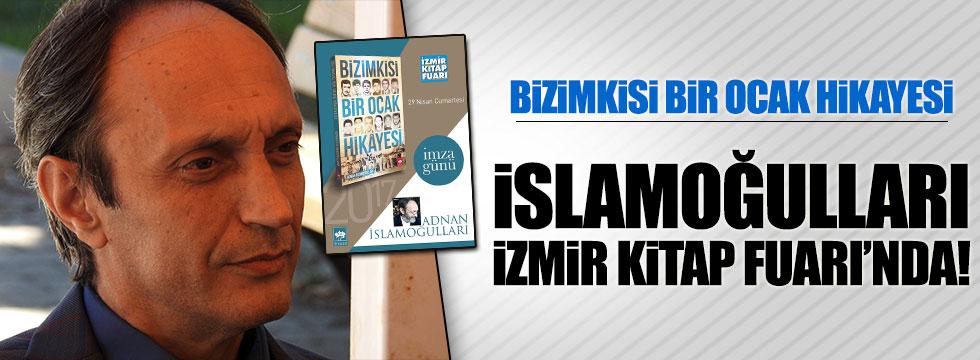 Adnan İslamoğulları, İzmir Kitap Fuarı'nda