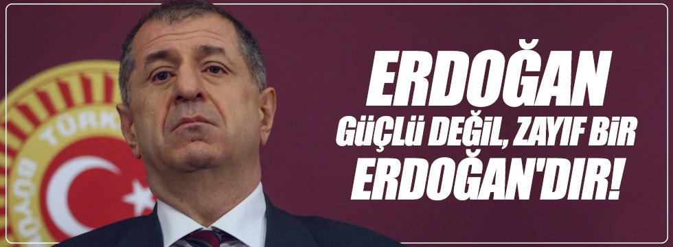 """Özdağ: """"Türkiye'de artık seçim güvenliği yok"""""""