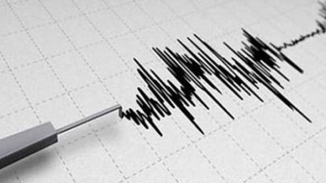 Muğla'da 4.9'luk deprem