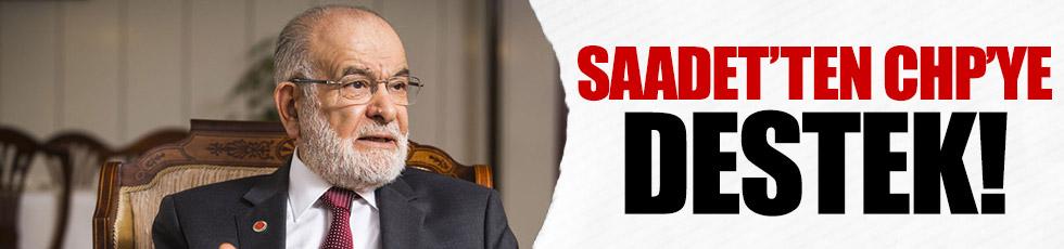 Karamollaoğlu: CHP'nin AİHM'ye gitmesi yanlış değil!