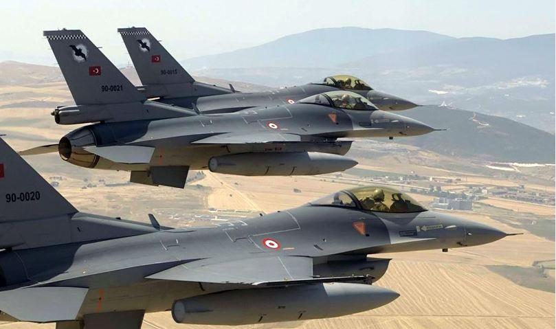 Zap'ta 10 PKK'lı öldürüldü