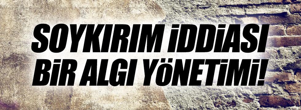 Gözde Kılıç Yaşin, sözde 'Ermeni Soykırımı' iddialarını değerlendirdi