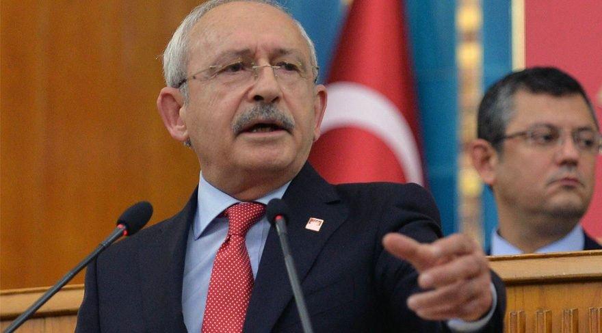 Kılıçdaroğlu hakkında flaş talep!