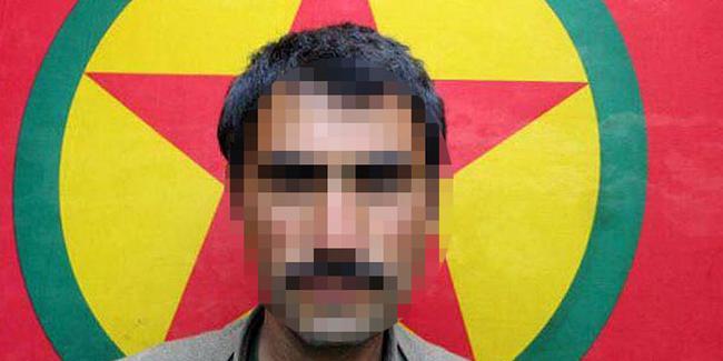 Yakalanan PKK'lı terörist canlı bomba çıktı
