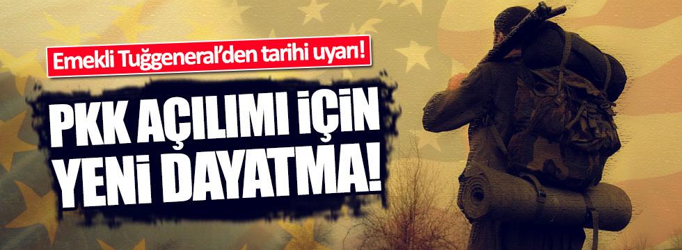 Nejat Eslen'den 'PKK açılımı' uyarısı