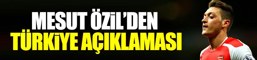 Mesut Özil Fenerbahçe'ye geliyor mu?