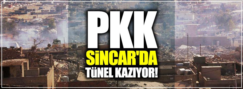PKK, Sincar'da tünel kazıyor