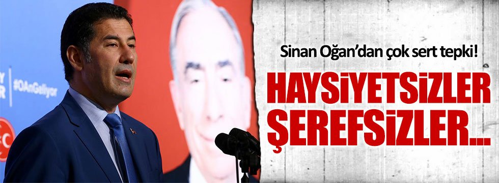 Sinan Oğan'dan 'Atatürk' tepkisi!
