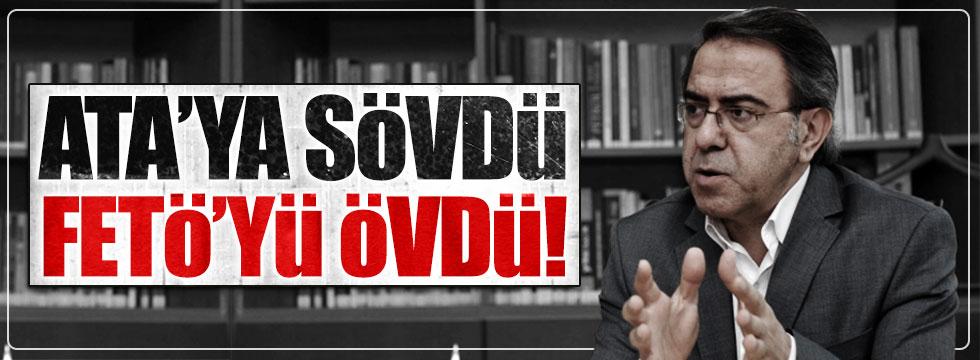 Mustafa Armağan FETÖ'ye böyle hizmet etmiş!