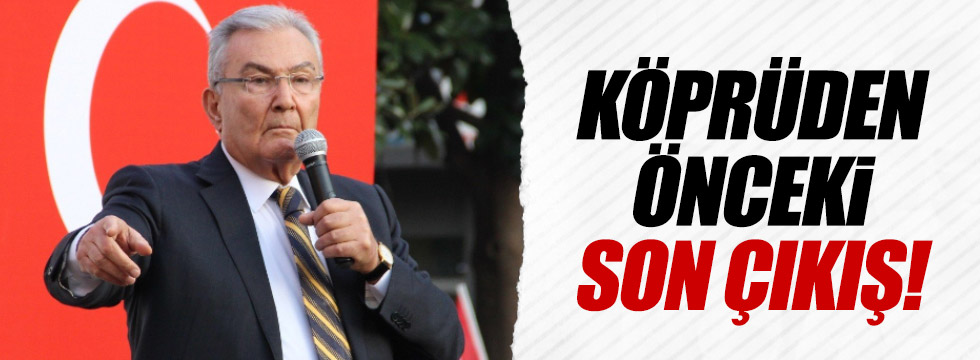 """Baykal'dan, 2019 açıklaması: """"Köprüden önceki son çıkış"""""""