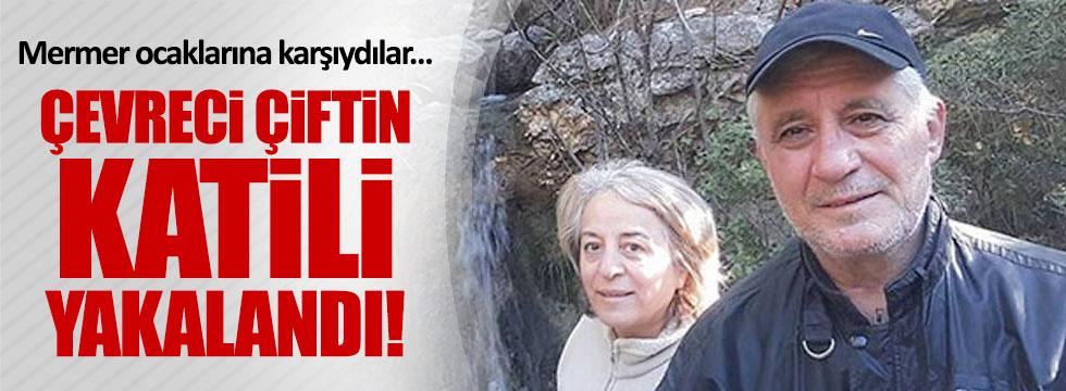 DSP eski il başkanı ve eşi öldürüldü!
