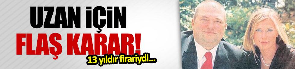 13 yıldır firari Uzan'a beraat kararı