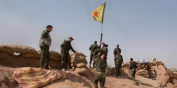 İngiltere'den kritik YPG açıklaması
