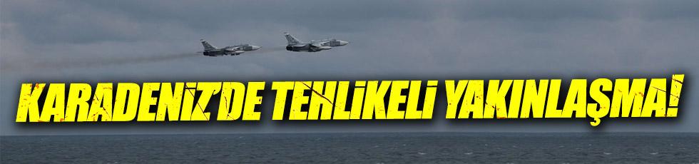 Karadeniz'de ABD ile Rusya arasında tehlikeli yakınlaşma