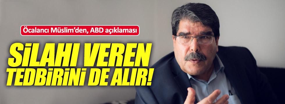 Terörist başı Müslim'den PKK açıklaması