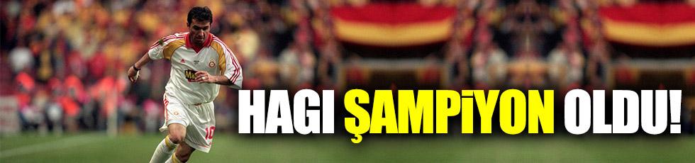 Hagi'nin takımı Romanya şampiyonu oldu!