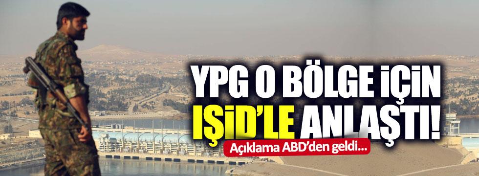 YPG ile IŞİD 'Tabka' için anlaştı