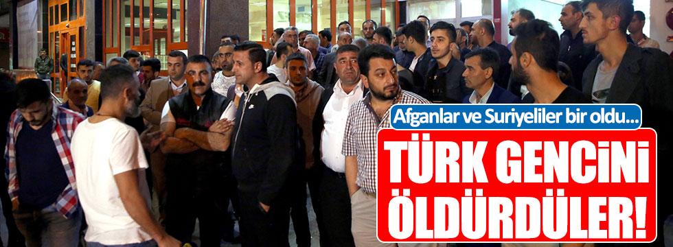 Afgan-Suriyeli gerginliğinde 1 Türk öldürüldü