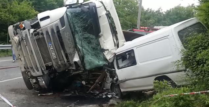 Beykoz'da feci kaza! 1 kişi öldü