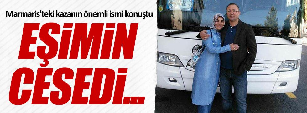 Marmaris'teki kazada, turu düzenleyen Murat Ceylan konuştu