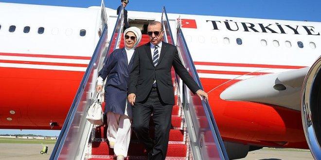 Erdoğan ABD'de