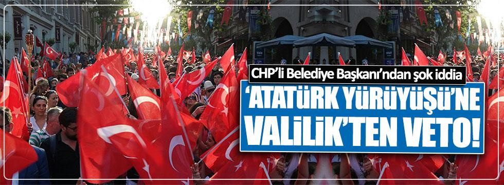 İstanbul Valiliği, 'Atatürk Yürüyüşü'ne izin vermedi