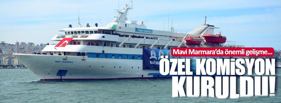 Mavi Marmara ödemeleri için özel komisyon