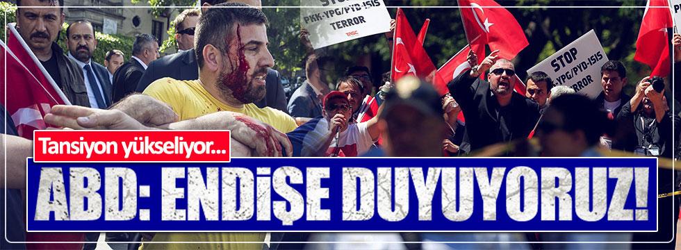 ABD: Kaygımızı Türkiye hükümetine ilettik