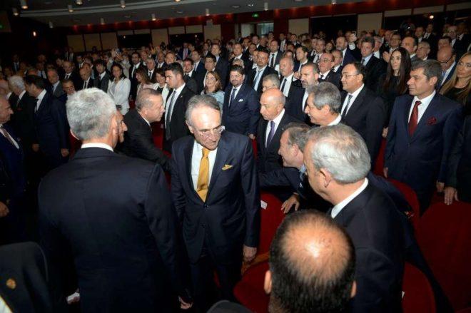 TÜSİAD'da kritik toplantı
