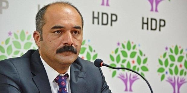 HDP'li vekile gözaltı