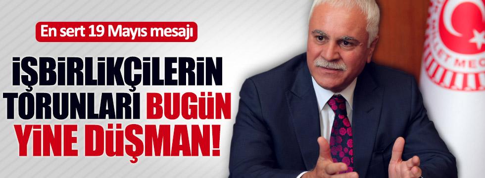 Koray Aydın'dan çok sert 19 Mayıs mesajı!
