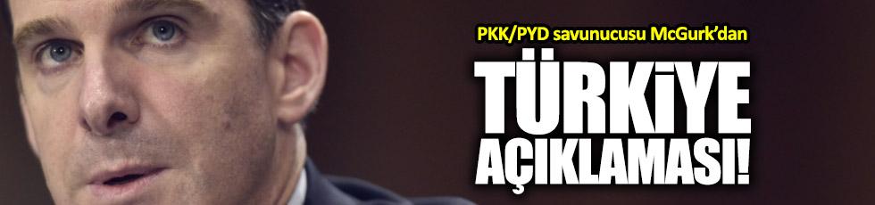 YPG/PKK'lılarla fotoğraf veren MCGurk'dan Türkiye açıklaması