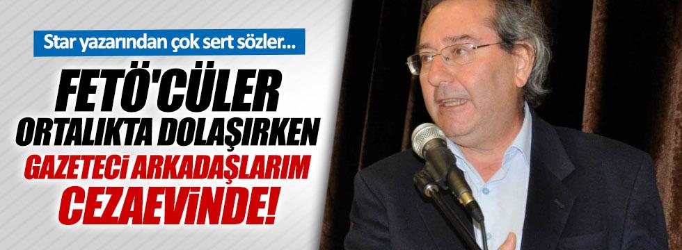 Zentürk'ten, gazetecilere yapılan operasyonlara tepki