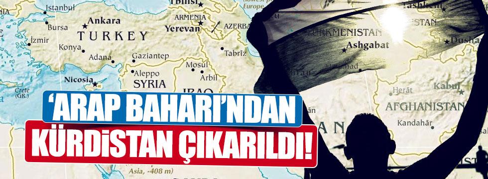"""Eslen: """"""""Arap Baharı""""ndan Kürdistan çıkarıldı"""""""
